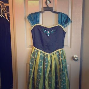Frozen Anna Costume Adult